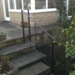2nd Set of railings