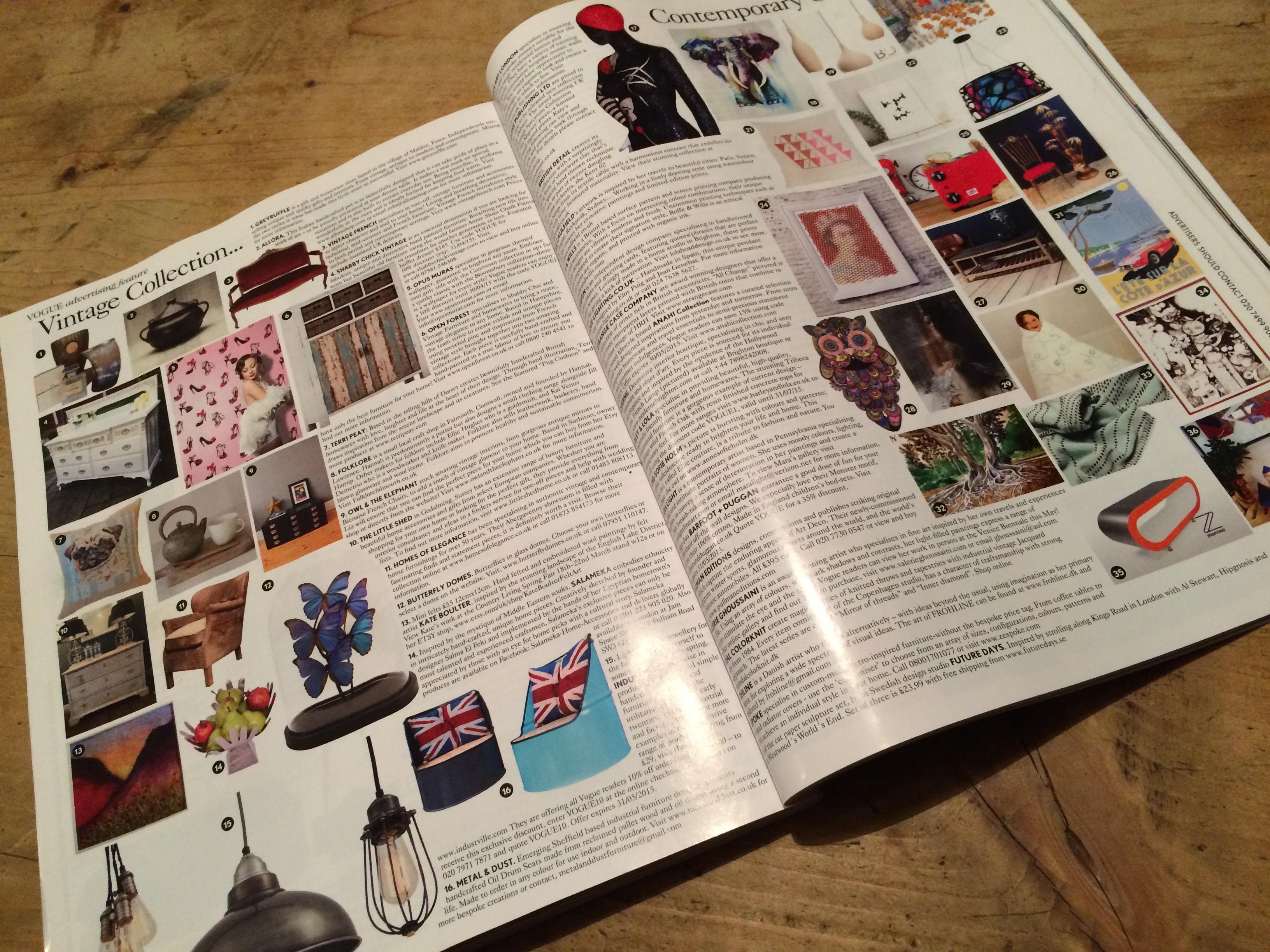 Vogue Press